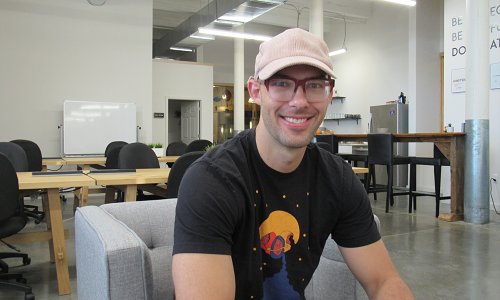 Nick Rimsa is the co-creater of Eariously, an app that lets users listen to things they want to read. Click here to learn more about Eariously.