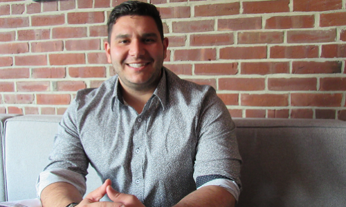 Sotirios Gudis is the owner of Opa, a Greek and Mediterranean restaurant that opened in downtown Waterville in January 2019. Click here to learn more about Opa.