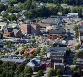 Downtown Waterville Image
