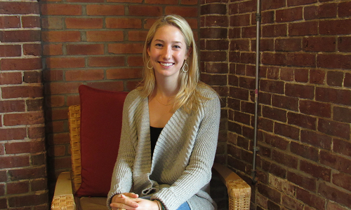 Katharine Dougherty is a sophomore at Colby College and a partner in Easy Eats, a college campus-based, dorm-door food delivery service that bridges the gap between local businesses and college students. Click here to learn more about Easy Eats.